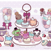 Vintage-Macaroon-&-Tea-Party